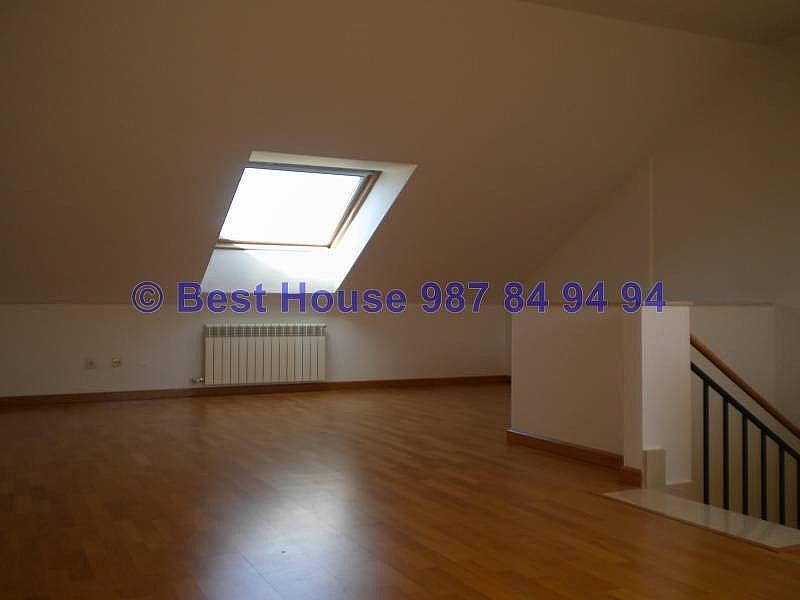 Foto - Casa adosada en alquiler en calle La Granjavillaovispo, Villaquilambre - 310271224