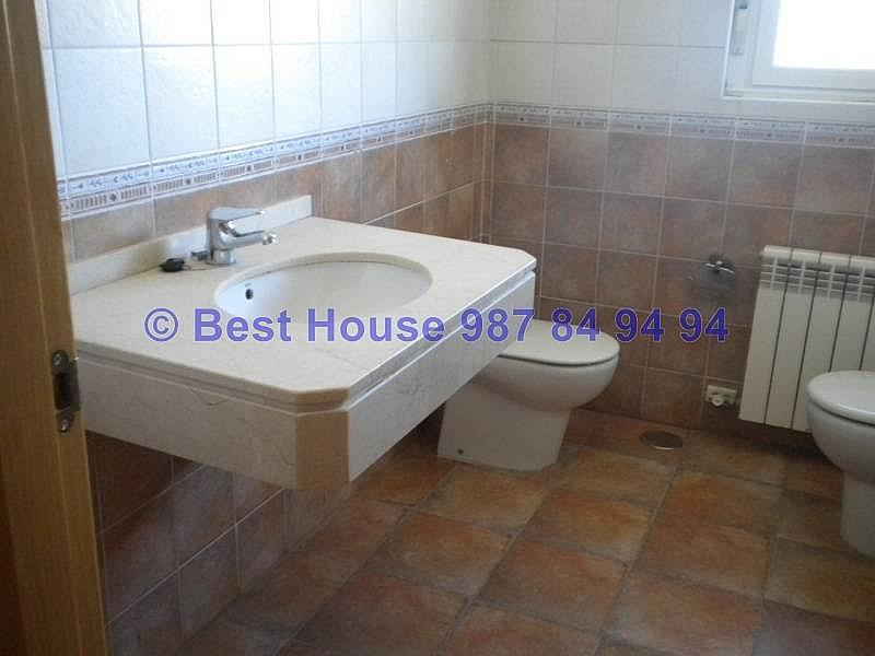 Foto - Casa adosada en alquiler en calle La Granjavillaovispo, Villaquilambre - 310271287