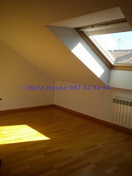 Foto - Casa adosada en alquiler en calle La Granjavillaovispo, Villaquilambre - 310271299