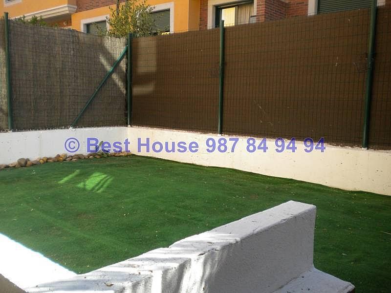 Foto - Casa adosada en alquiler en calle La Granjavillaovispo, Villaquilambre - 310271329