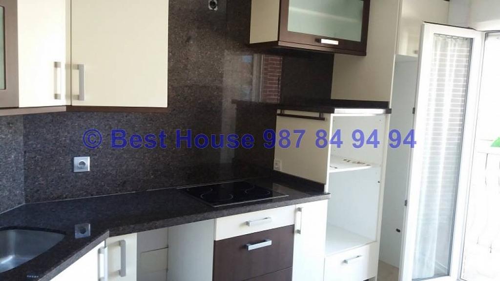 Foto - Apartamento en alquiler en calle Navatejera, Navatejera en Villaquilambre - 330575241
