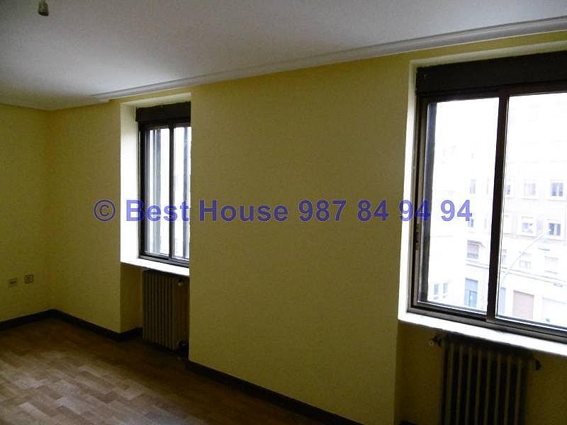 Foto - Apartamento en alquiler en calle Centro, Centro en León - 396848107
