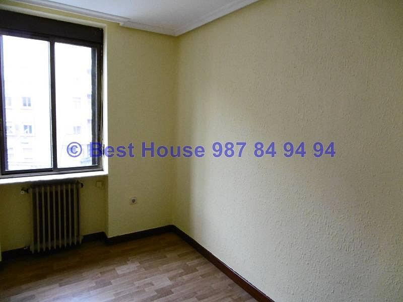 Foto - Apartamento en alquiler en calle Centro, Centro en León - 396848110