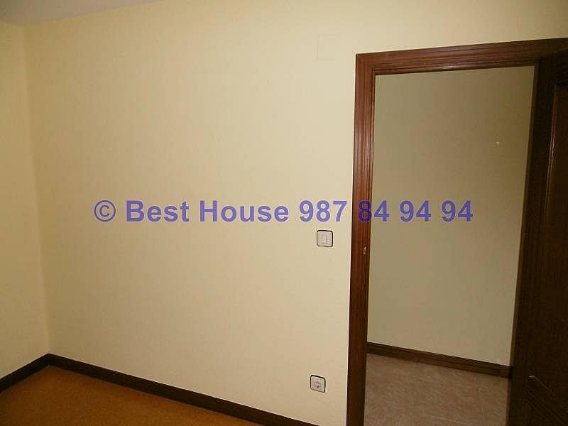 Foto - Apartamento en alquiler en calle Centro, Centro en León - 396848119