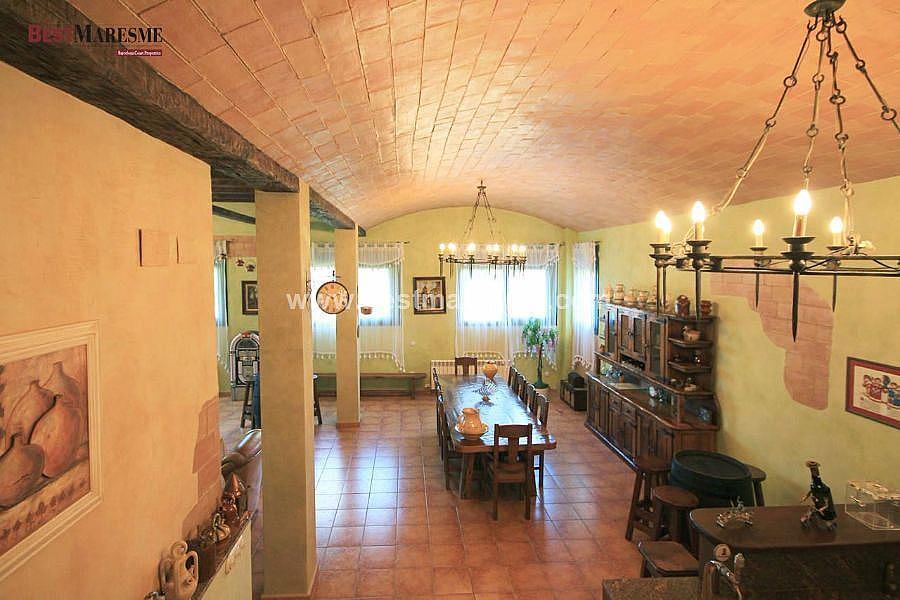 """foto"" - Chalet en alquiler en calle La Vinya, Cabrils - 319021610"