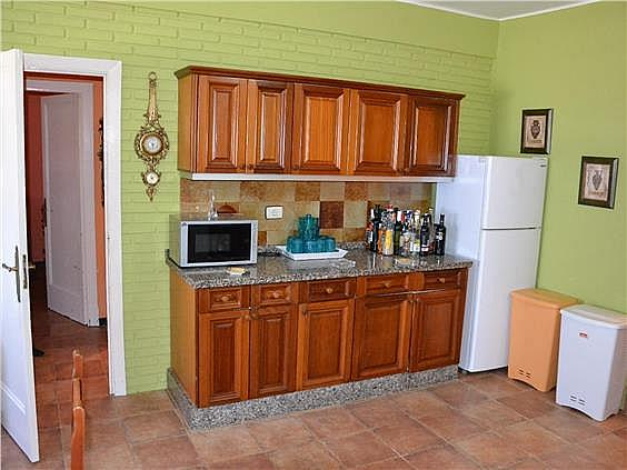 Chalet en alquiler en Baiona - 308137449