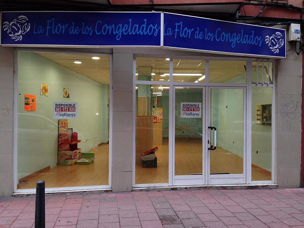Local comercial en alquiler en calle Veinte Metros, Semicentro-Circular-San Juan-Batalla en Valladolid - 358851209