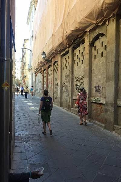 Foto - Local comercial en alquiler en calle Gran Via, Albaicin en Granada - 303542505