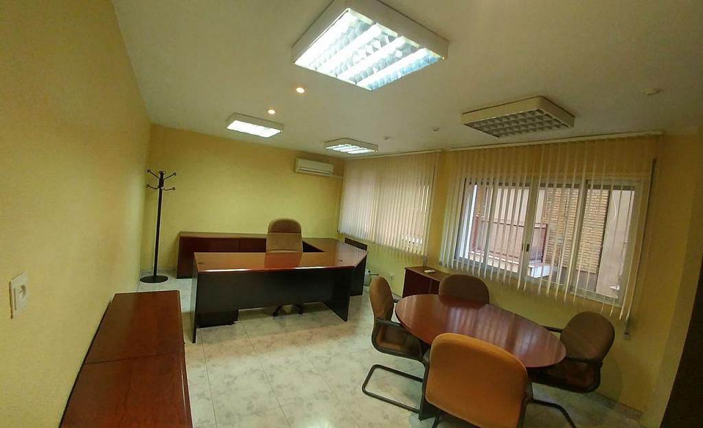 Imagen sin descripción - Oficina en alquiler en Murcia - 323591780