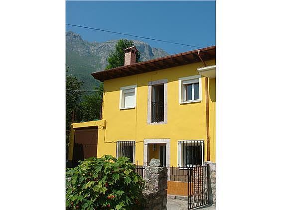 Casa en alquiler en Cabrales - 302401436