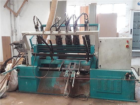 Nave industrial en alquiler en Parres - 308941975