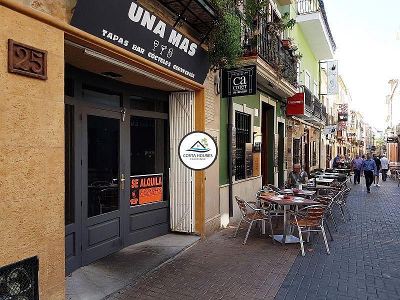 Foto - Local comercial en alquiler en calle Casco Antiguo, Dénia - 330572776