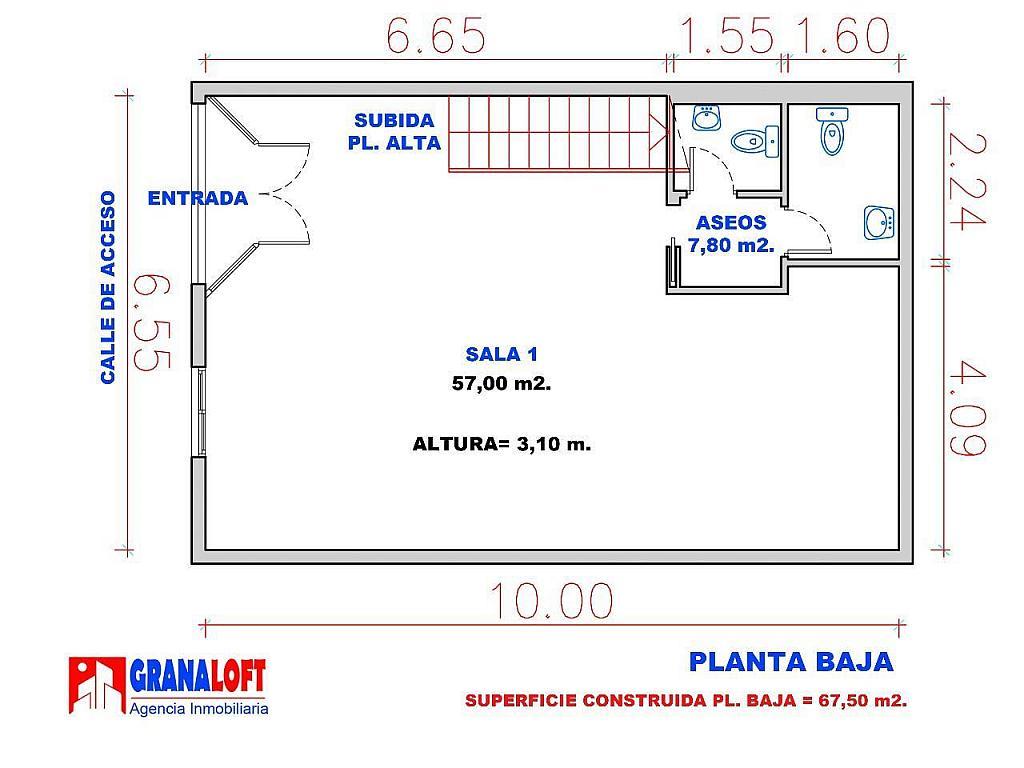 Local comercial en alquiler en Santa Fe - 331382174