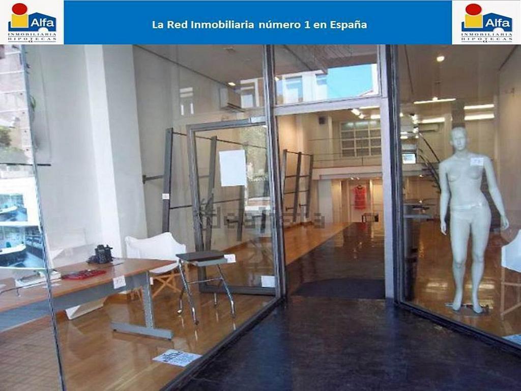 Local en alquiler en calle Alfonso Ix, Zamora - 302256265
