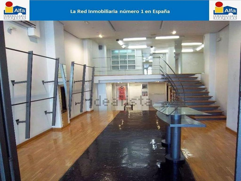Local en alquiler en calle Alfonso Ix, Zamora - 302256268