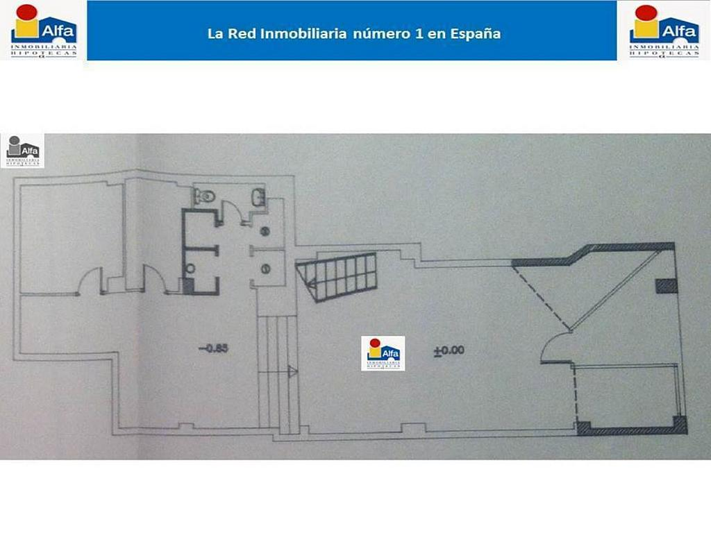 Local en alquiler en calle Alfonso Ix, Zamora - 302256301