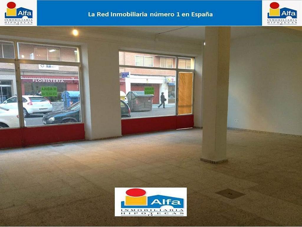 Local en alquiler en calle Fray Toribio de Motolinia, Zamora - 302257294