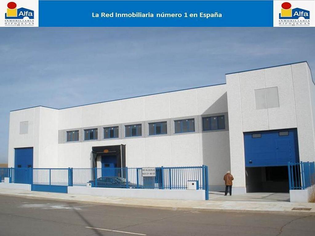 Nave industrial en alquiler en calle Puerto de Rotterdam, Buenos Aires en Salamanca - 302257462