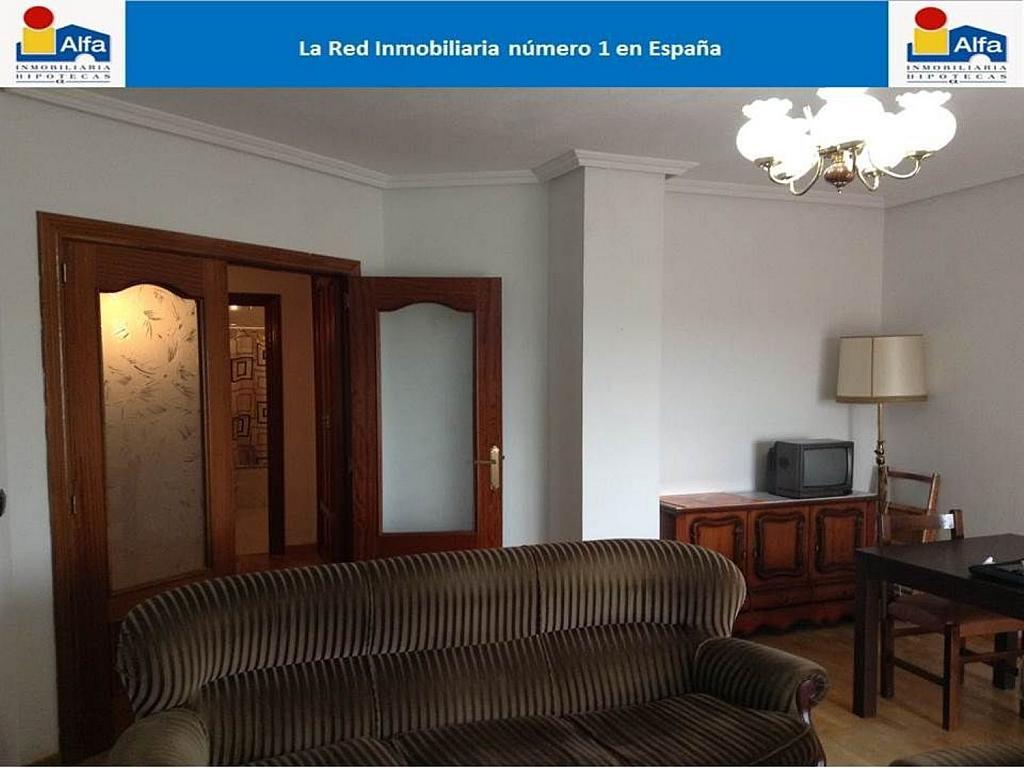 Piso en alquiler en calle Cardenal Cisneros, Zamora - 302258389