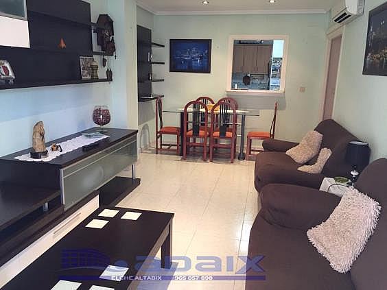 Apartamento en alquiler en Santa Pola - 327725990