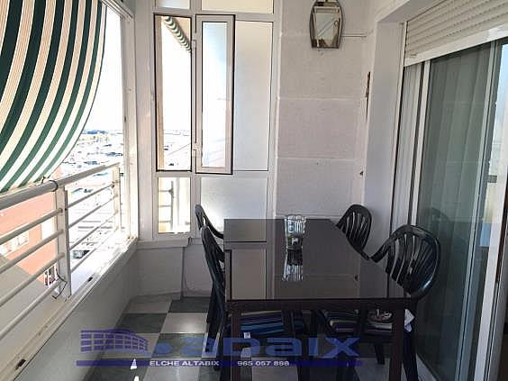 Apartamento en alquiler en Santa Pola - 327726005