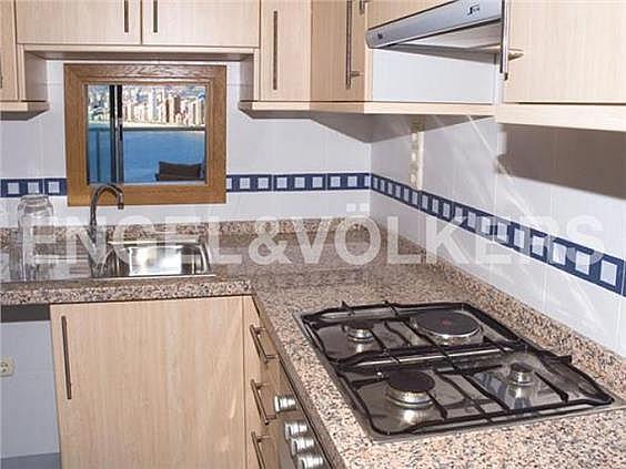 Apartamento en venta en calle Alcalde Manuel Catalan Chana, Rincon de Loix en Benidorm - 305301726
