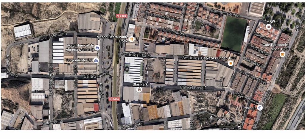 Foto - Nave industrial en alquiler en calle Huercal de Almeria, Huércal de Almería - 303132730
