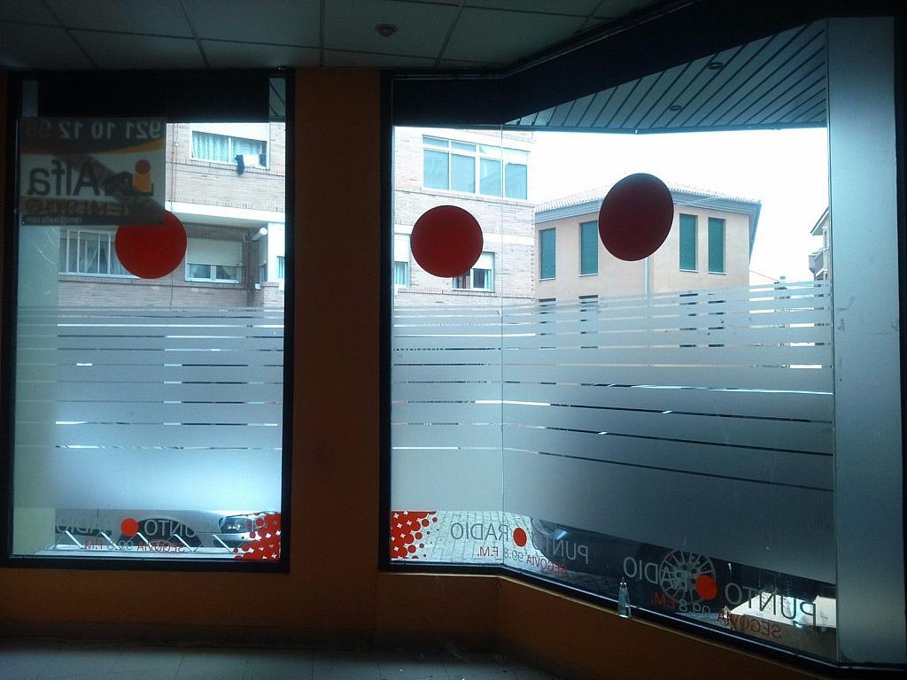 Local comercial en alquiler en calle Miraflores, Segovia - 358389999