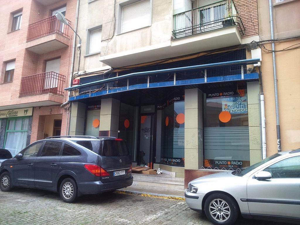 Local comercial en alquiler en calle Miraflores, Segovia - 358390002