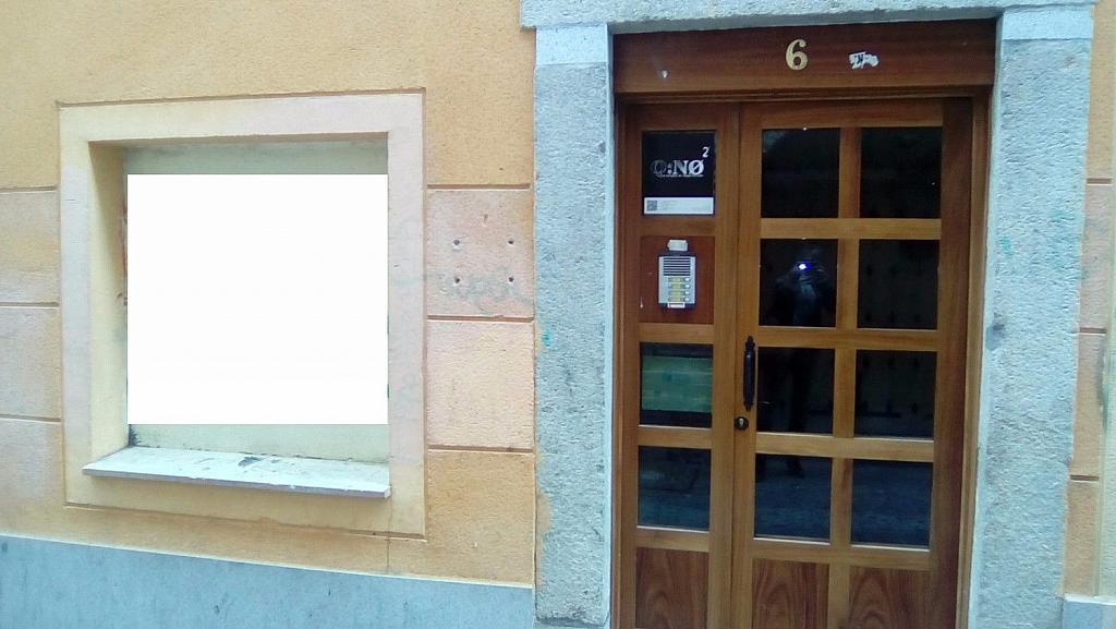 Local comercial en alquiler en calle Doctor Sancho, Segovia - 358390008