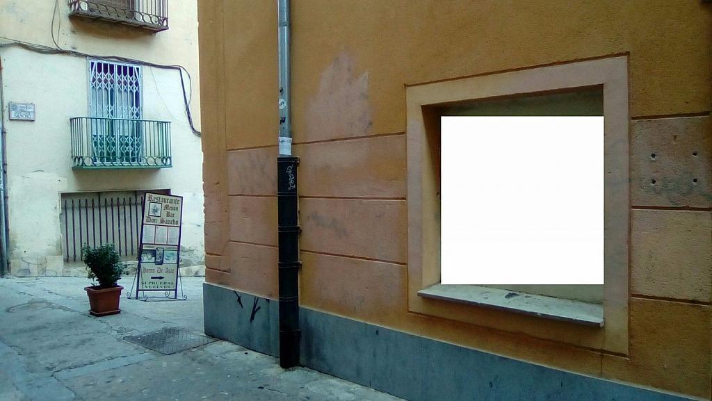 Local comercial en alquiler en calle Doctor Sancho, Segovia - 358390011