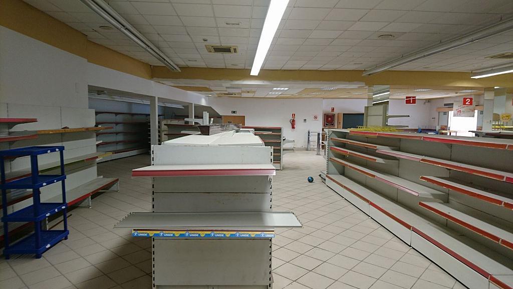 Local comercial en alquiler en calle Jerónimo de Aliaga, Segovia - 362282306