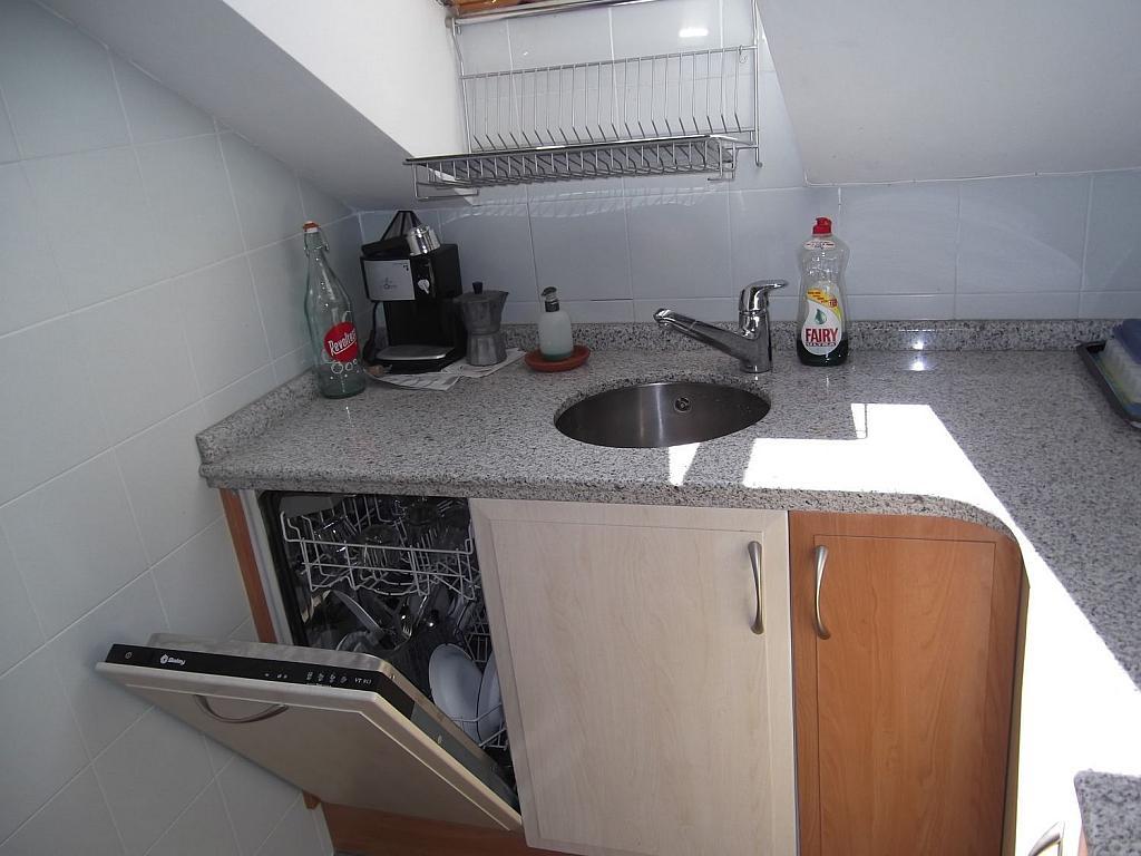 Ático en alquiler en calle Real, Espirdo - 358395954
