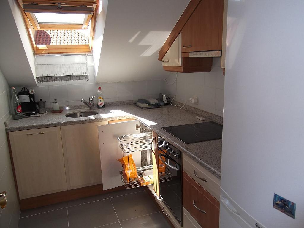 Ático en alquiler en calle Real, Espirdo - 358395960
