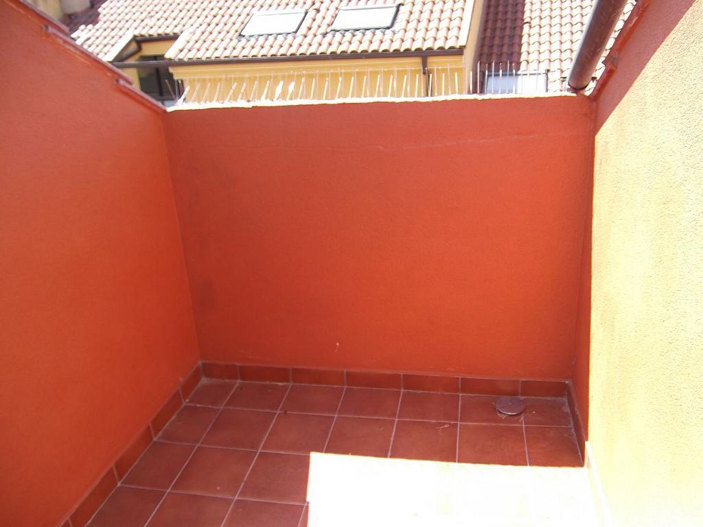 Ático en alquiler en calle Real, Espirdo - 358395987