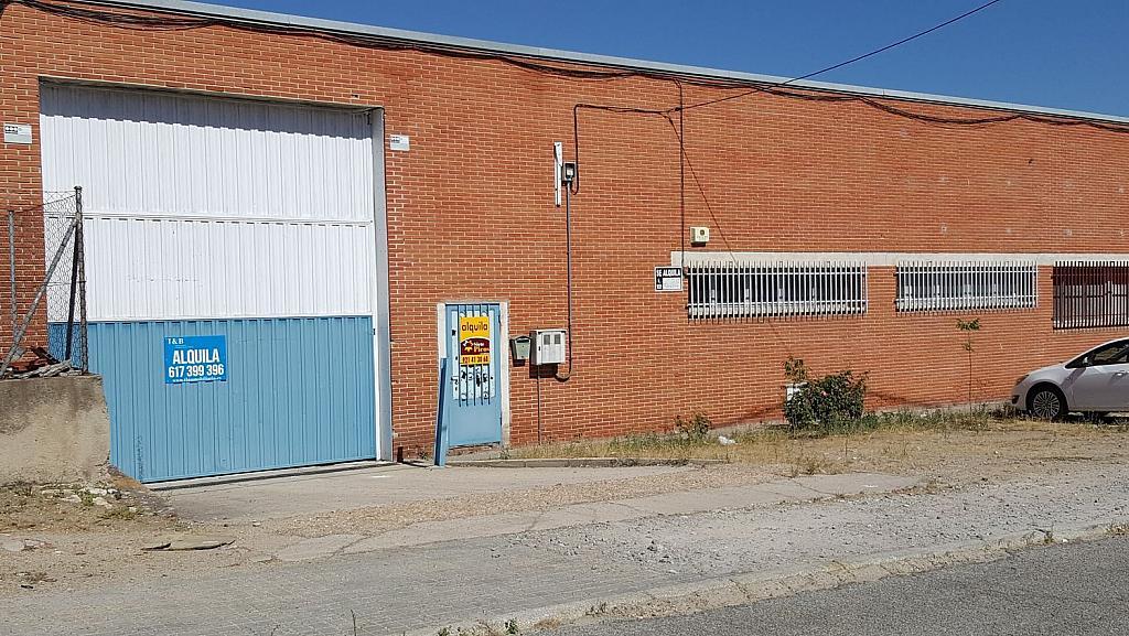 Nave industrial en alquiler en calle La Atalaya, Segovia - 362283053