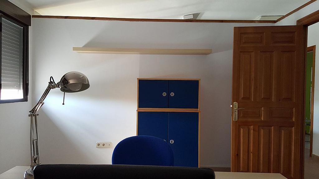 Oficina en alquiler en calle La Constitución, Segovia - 358398951