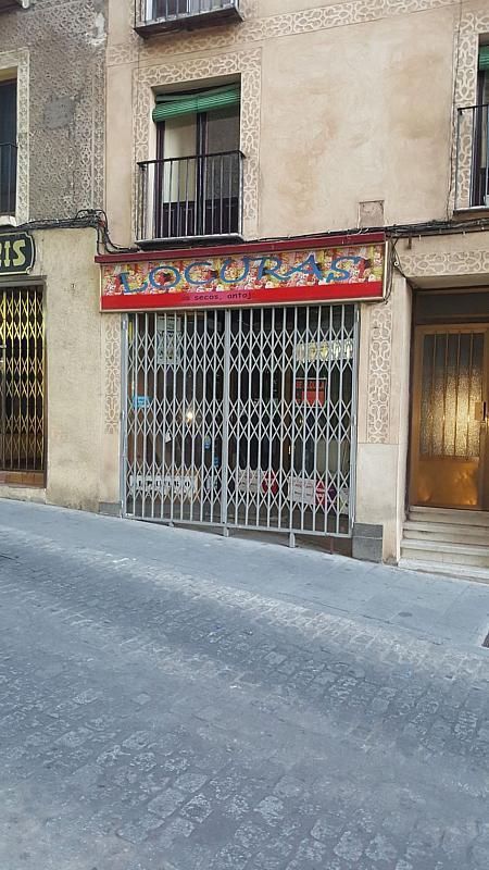 Local comercial en alquiler en calle Muerte y Vida, Segovia - 358399125