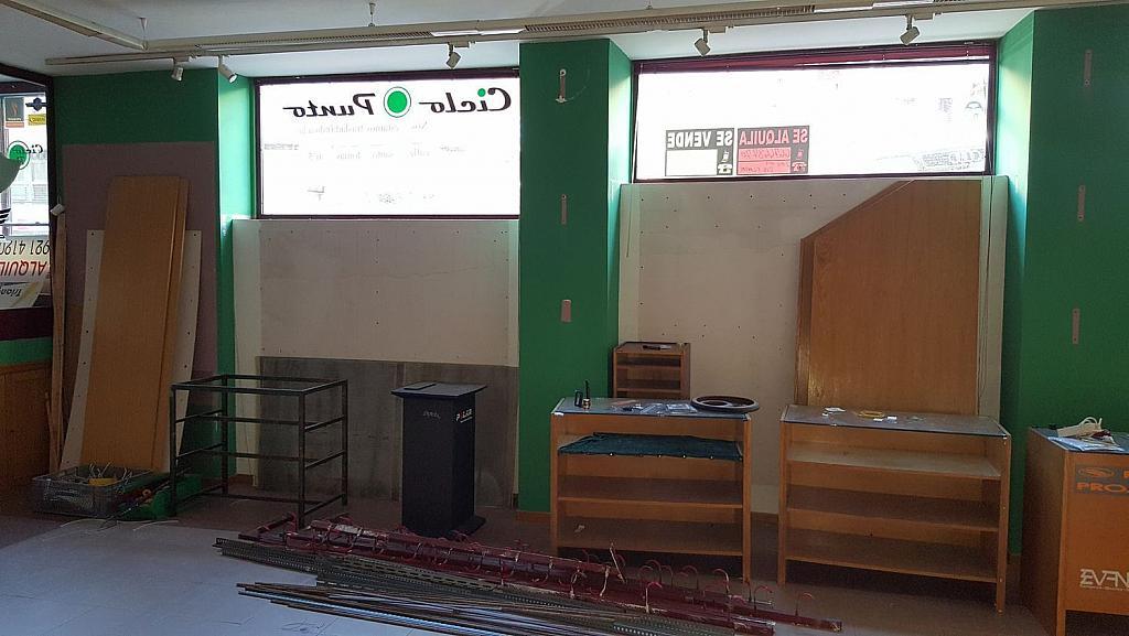 Local comercial en alquiler en calle Jardin Botanico, Segovia - 358403139