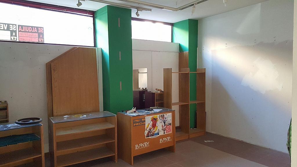 Local comercial en alquiler en calle Jardin Botanico, Segovia - 358403145