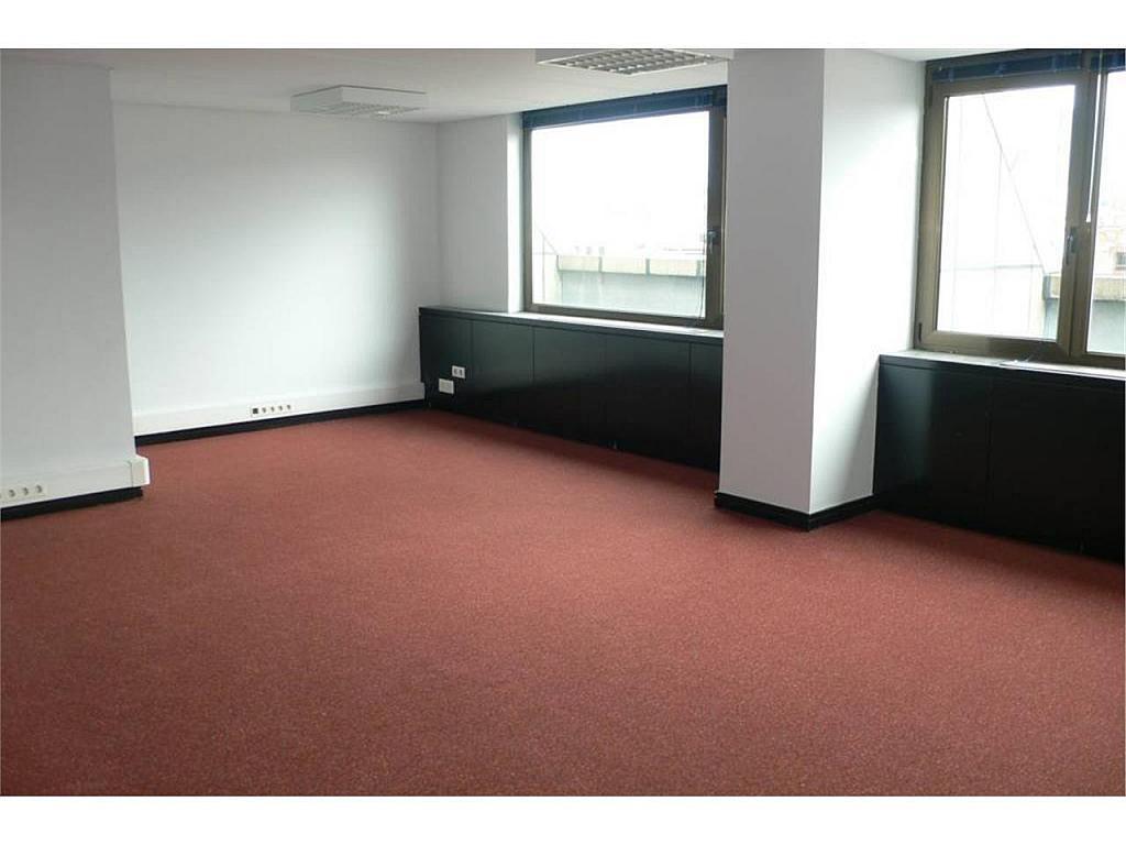Oficina en alquiler en Barrio de Abando en Bilbao - 380994198