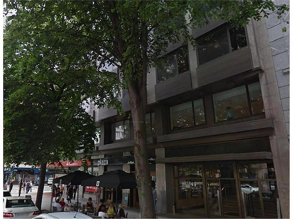 Oficina en alquiler en Abando en Bilbao - 331076253