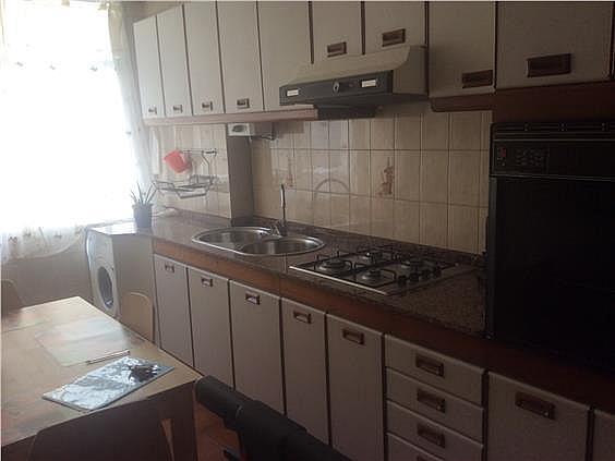 Apartamento en alquiler en calle Forcarey, Monte Alto-Zalaeta-Atocha en Coruña (A) - 308932577