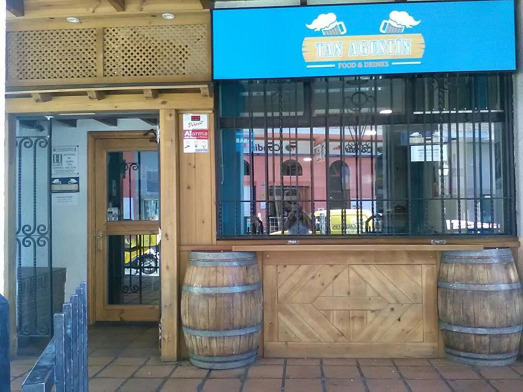Local - Local comercial en alquiler opción compra en calle Julián Berrendero, San Agustín de Guadalix - 327718467