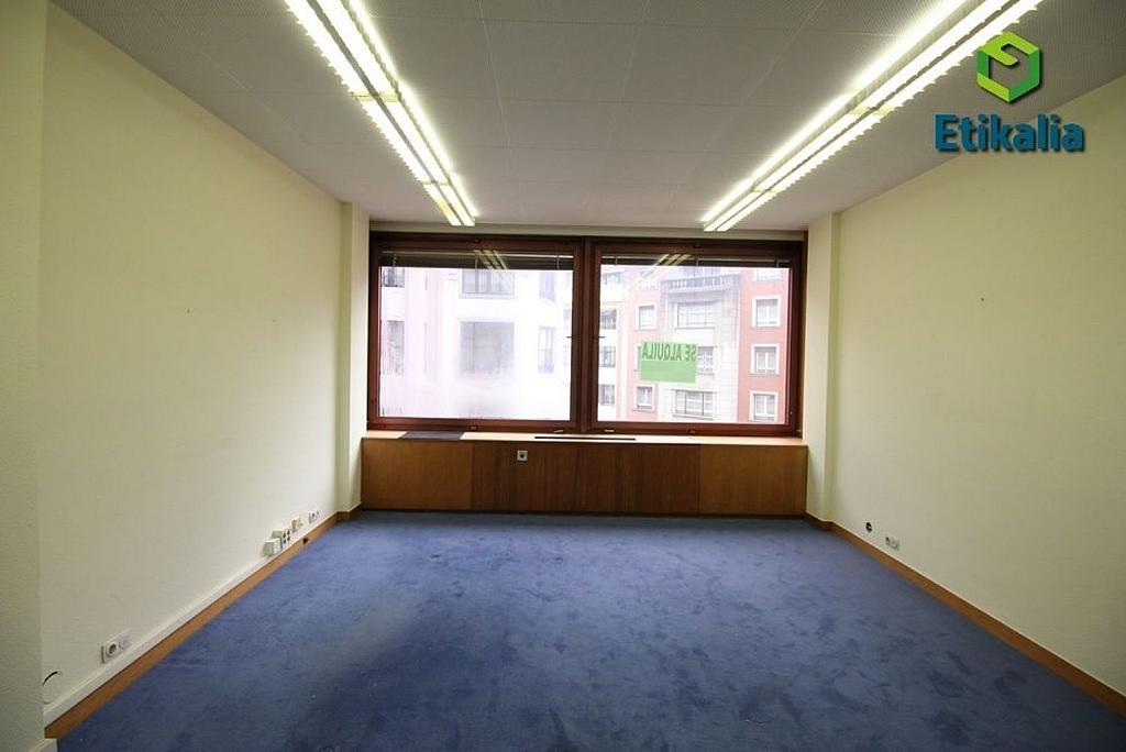 Oficina en alquiler en calle Rodríguez Arias, Indautxu en Bilbao - 306418963