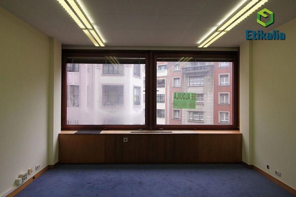 Oficina en alquiler en calle Rodríguez Arias, Indautxu en Bilbao - 306418966