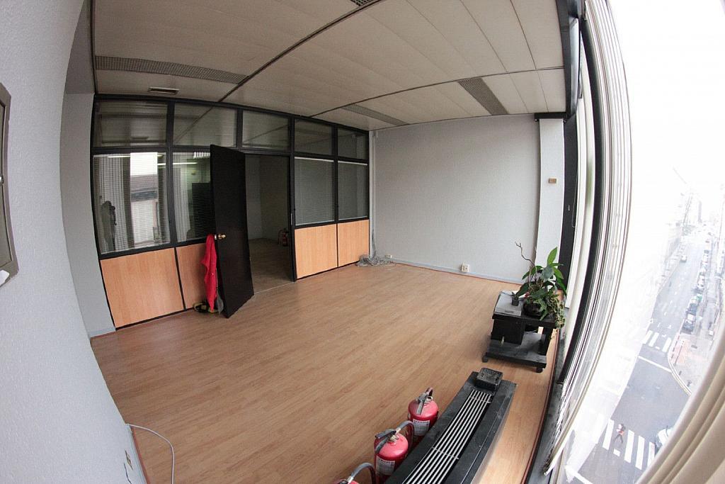 Oficina en alquiler en calle Ibañez de Bilbao, Abando en Bilbao - 306419746