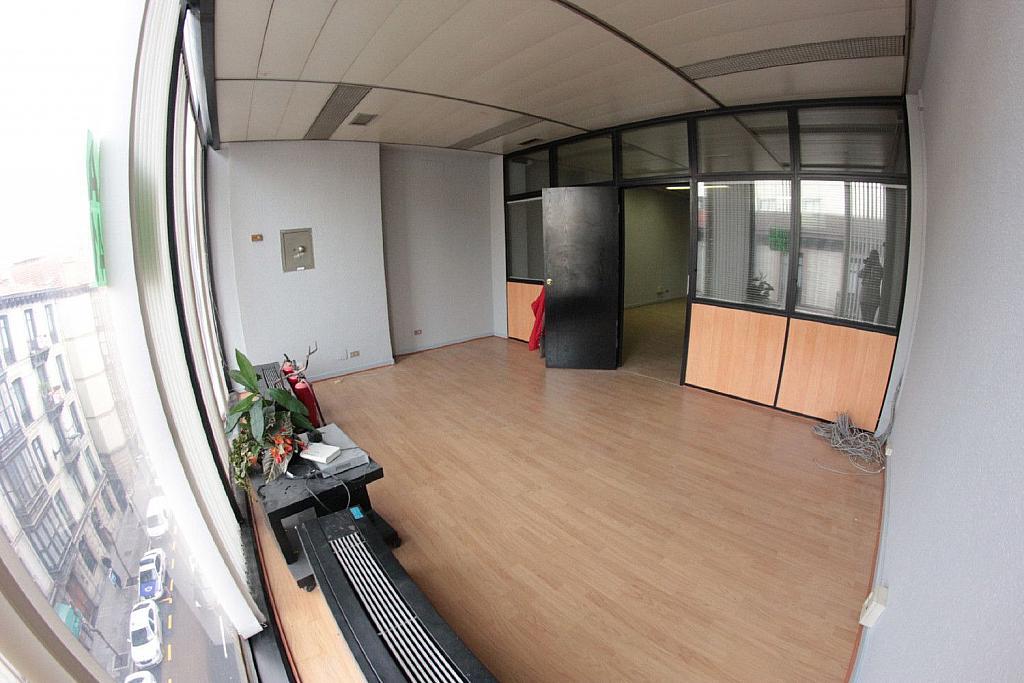 Oficina en alquiler en calle Ibañez de Bilbao, Abando en Bilbao - 306419749