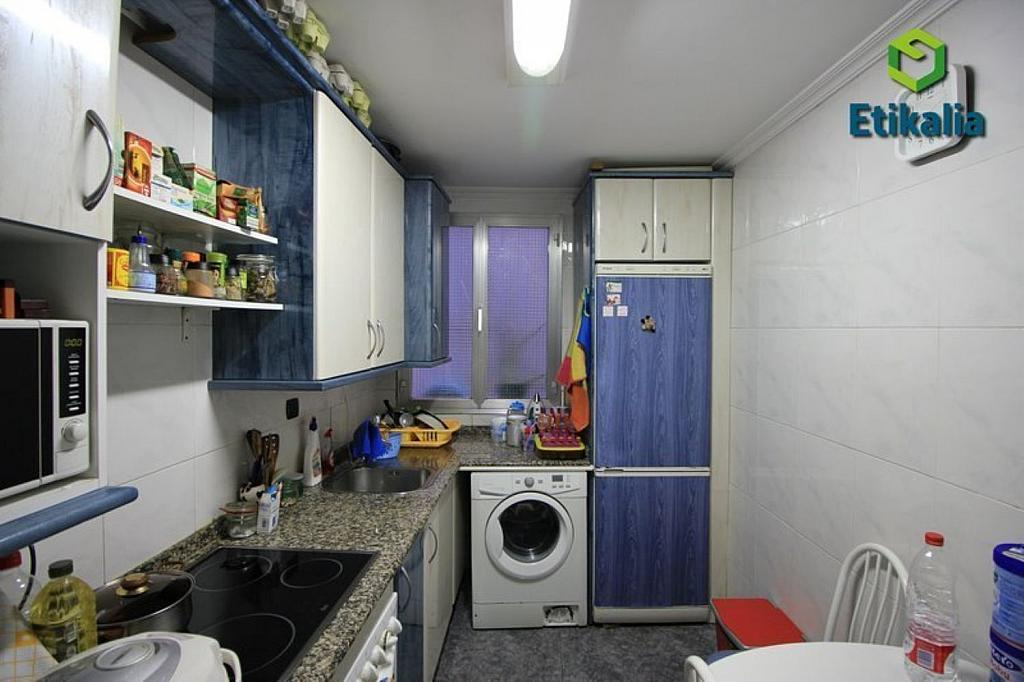 Piso en alquiler en barrio Galindo, Valle de Trápaga-Trapagaran - 317161735