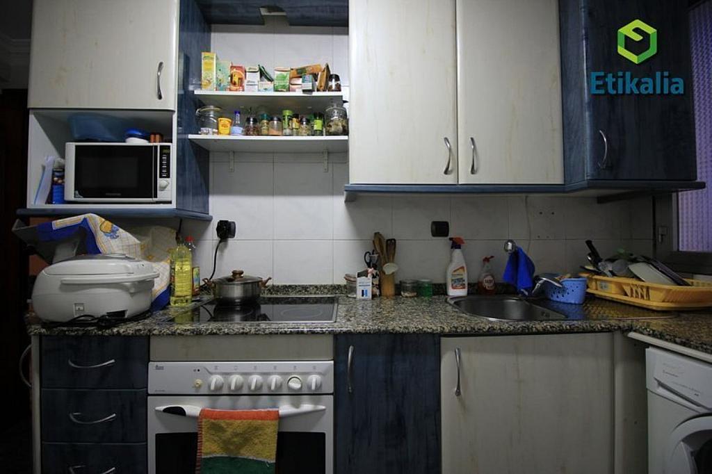 Piso en alquiler en barrio Galindo, Valle de Trápaga-Trapagaran - 317161747